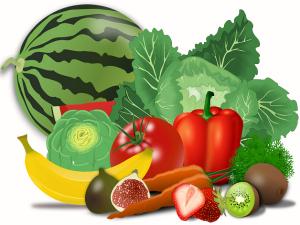 การบริโภคผลไม้และผักสดมีแนวโน้มปรับตัวลดลงใน EU